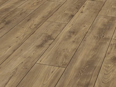 10mm Laminate Floor Contemporary Present Chestnut