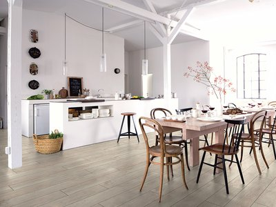12mm Laminate Floor Country Garden Oak
