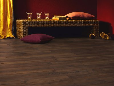 12mm Laminate Floor Country Meadow Teak